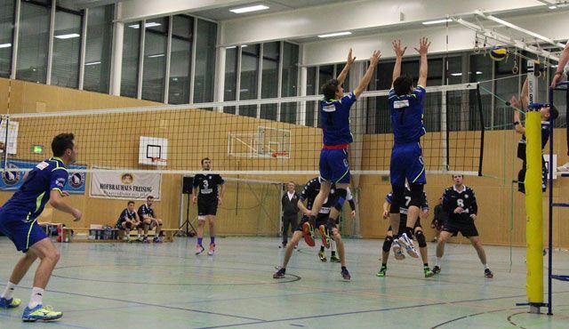 Bittere Niederlagen gegen Liganeulinge - Foto: SC Freising