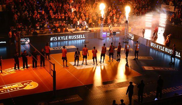 Topspiel des DVV-Pokal-Achtelfinals steigt in Berlin - Foto: Eckhard Herfet