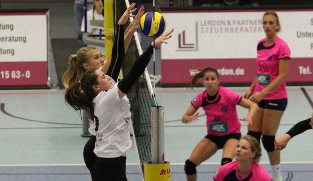 Das Volleyball-Team Hamburg startet mit Heimsieg in die neue Saison - Foto: VTH/Lehmann