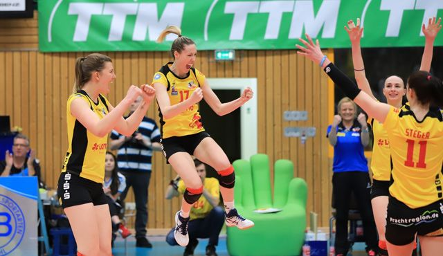 Suhler Wölfe müssen ins Rabennest  - Foto: Tim Hofmann, VfB Suhl