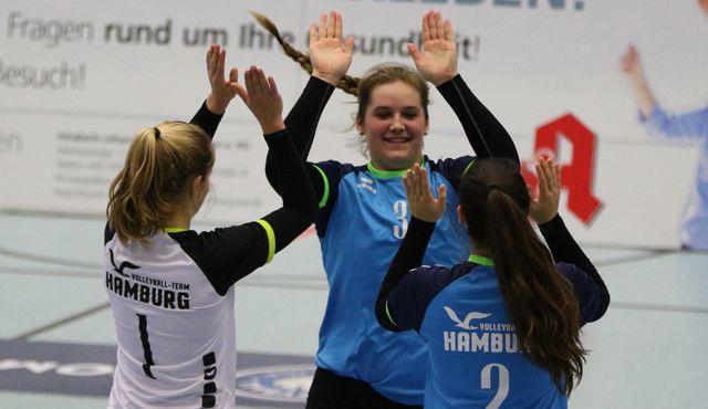 Niederlage für Volleyball-Team Hamburg in Berlin - Foto: VTH