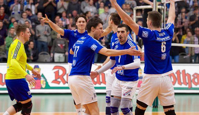 1:0 für den VfB  - Foto: Günter Kram