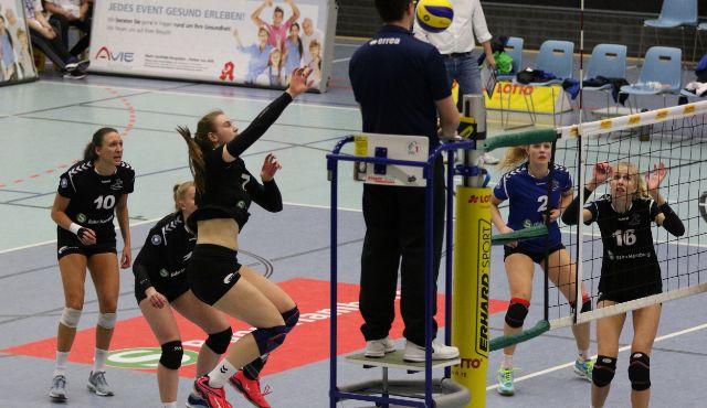 Volleyball-Team Hamburg reist zum Vizemeister - Foto: VTH/Lehmann