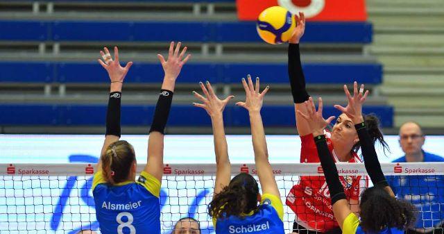 Frauen-Volleyball Bundesliga exklusiv auf SPORT1: Zusammenarbeit für fünf weitere Jahre verlängert - Foto: Imago