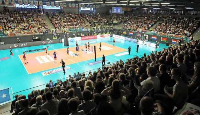 Im DVV-Pokal-Halbfinale zählt gegen Stuttgart nur der Sieg - Foto: Ladies in Black Aachen\\ Andreas Steindl