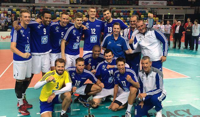 Friedrichshafen gewinnt London Legacy Cup - Foto: Gesa Katz