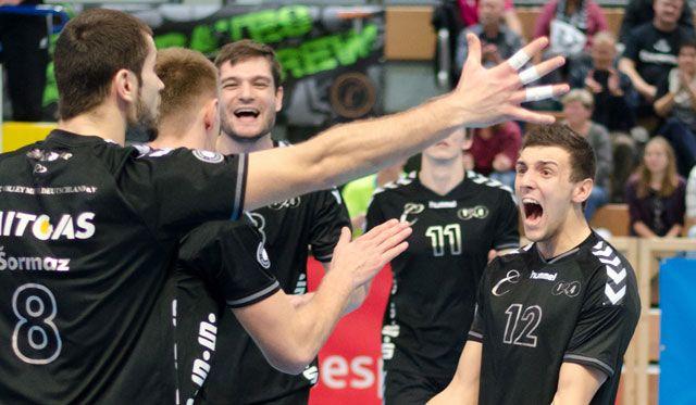 Playoff-Viertelfinals der Männer komplett! - Foto: Danny Pockrandt / miografico
