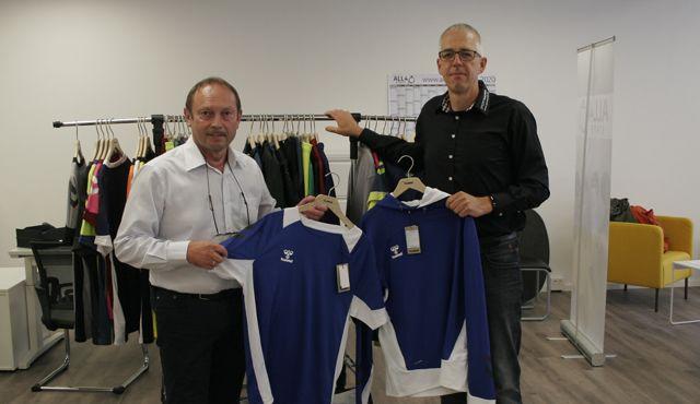 hummel neuer Ausrüster des Bayerischen Volleyball-Verbandes - Foto: Kettenbohrer / BVV