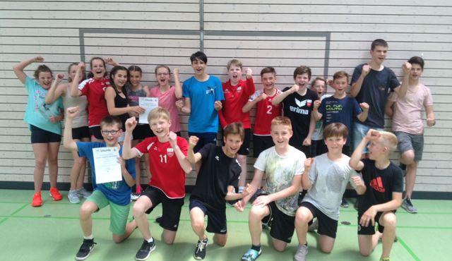 Zweimal Gold fürs EBG bei Schulmeisterschaften – SMG Vierter - Foto: Moritz Liss