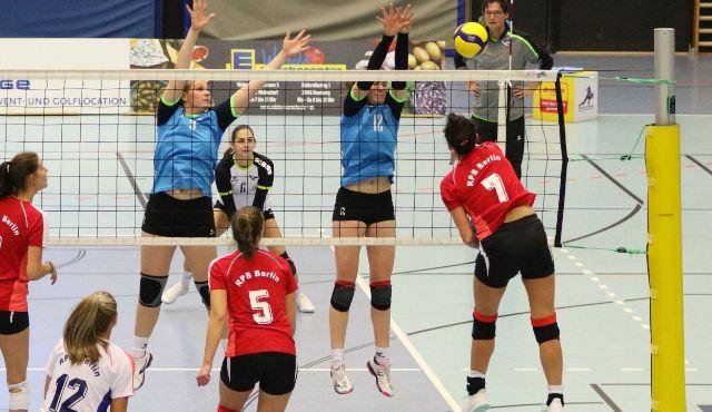 Volleyball-Team Hamburg reist zum Vorjahresmeister nach Berlin - Foto: VTH Lehmann