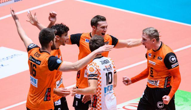 BR Volleys verteidigen comdirect Supercup - Foto: Conny Kurth