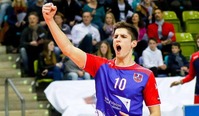 United Volleys holen im letzten Hauptrundenspiel den 14. Sieg - Foto: United Volleys/Gregor Biskup
