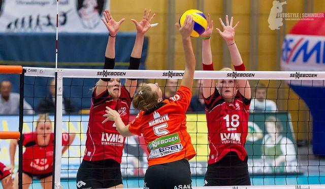 NawaRo spielte konzentriert und nutzte Verletzungspech von Münster - Foto: Schindler