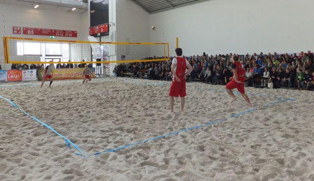 BVV-Indoor Beach-Tour startet am Sonntag in Fürth - Foto: BVV