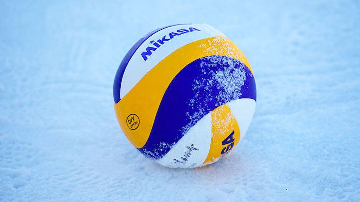 Deutsche Snow-Volleyball Meisterschaften 2021 coronabedingt abgesagt - Foto: Conny Kurth / DVV