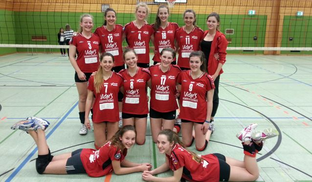 SV Lohhof: Bayerischer Meister U16 - Foto: SV Lohhof