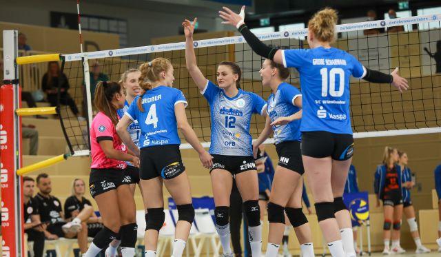 VCW empfängt den Dresdner SC zum Saisonauftakt - Foto: Detlef Gottwald