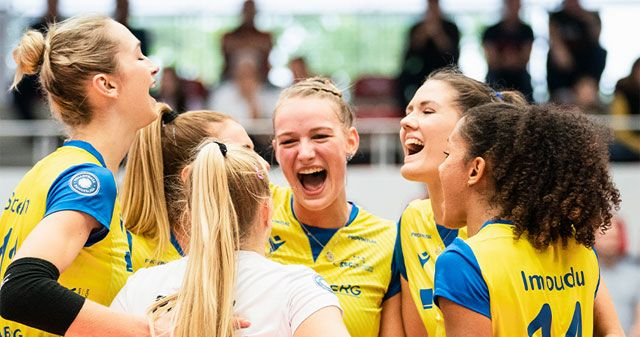 Volleyball Supercup 2021: Ticketvorverkauf ist gestartet! - Foto: Sebastian Wells