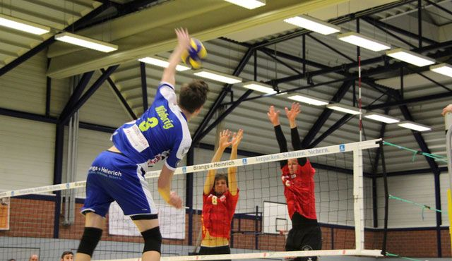 Rottenburg unterliegt in Solingen: Es kommt zum Entscheidungsspiel - Foto: Moritz Liss