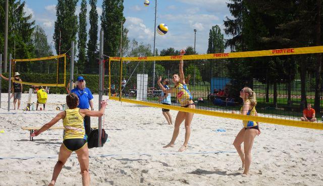 Letztes Masters vor der Bayerischen Meisterschaft - Foto: BVV