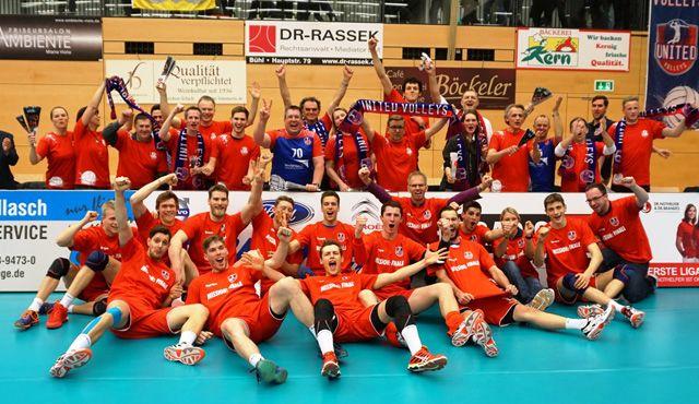 United Volleys mit zweitem Playoff-Sieg gegen Bühl im Halbfinale - Foto: United Volleys