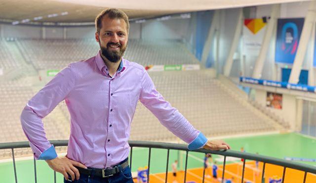 Thilo Späth-Westerholt übernimmt das Ruder beim VfB - Foto: Steuerwald