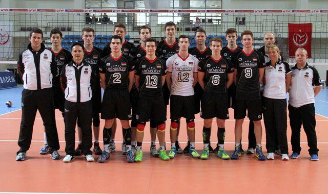 TG 1862 Rüsselsheim richtet U19-Länderspiel aus - Foto: DVV