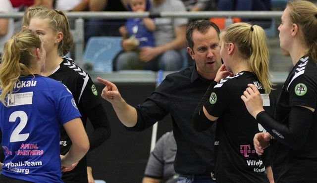 Volleyball-Team Hamburg mit Niederlage in Berlin - Foto: VTH Lehmann