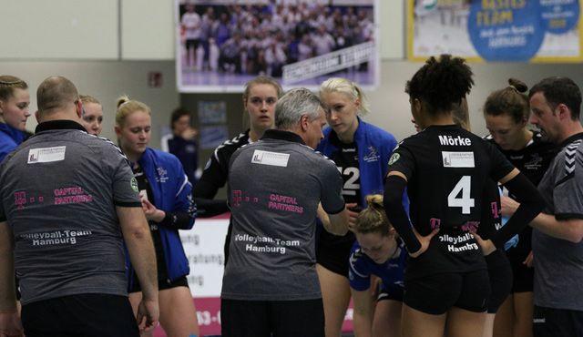 Keine Punkte für das Volleyball-Team Hamburg in Köln - Foto: VTH/Lehmann