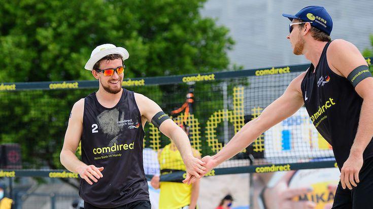 Qualifiers Timmendorfer Strand Männer: Erster Aufschlag am Samstag - Foto: Conny Kurth / DVV