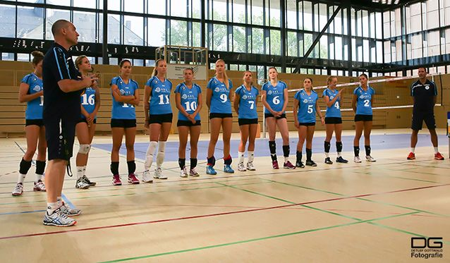VCW: Bundesliga-Spielerinnen sammeln erste Spielpraxis - Foto: Detlef Gottwald