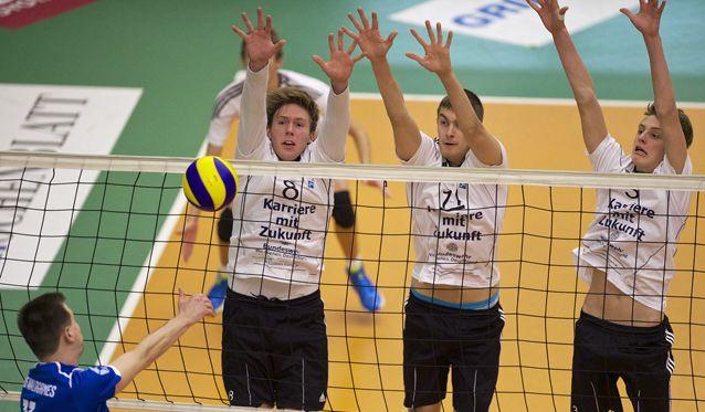 Volley Youngstars setzen Auswärtstournee fort - Foto: Günter Kram