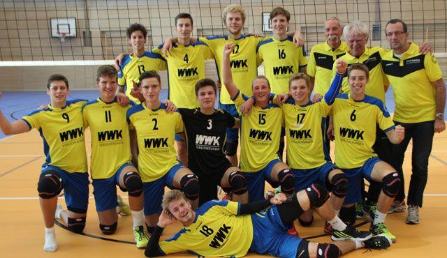 Ausbildungsteams des Bayerischen Volleyball-Verbandes starten erfolgreich in die Saison - Foto: WWK VCO München