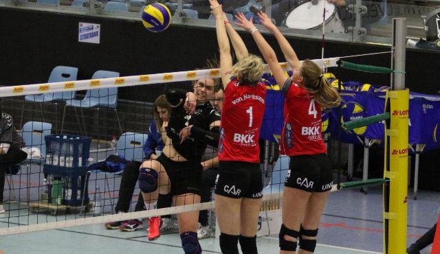 Volleyball-Team Hamburg startet mit Heimspiel ins neue Jahr - Foto: VTH/Lehmann