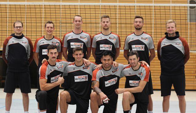 Noch 5: In Form bringen für den Heimauftakt - Foto: BR Volleys