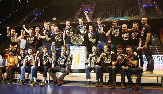 Champions 2016 - Berlins Sportler des Jahres - Foto: Eckhard Herfet