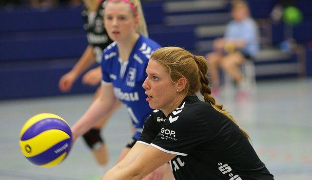 Skurios Volleys Borken - VC Allbau Essen 3:0  - Foto: Tom Schulte