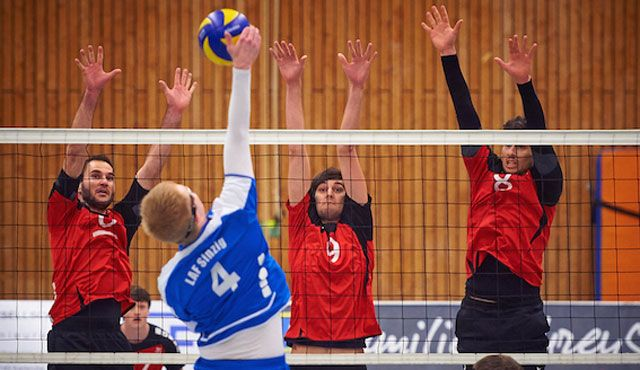 SSC Karlsruhe reist zum Tabellendritten nach Kriftel - Foto: Andreas Arndt