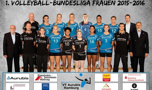 VT Aurubis Hamburg im Duell mit Top-Teams - Foto: VT Aurubis Hamburg