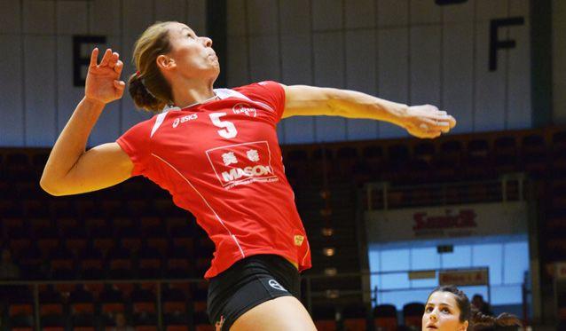 """Molitor vor dem Saisonstart der 2. Volleyball Bundesligen: """"Ich will um den Titel mitspielen"""" - Foto: MOWY"""