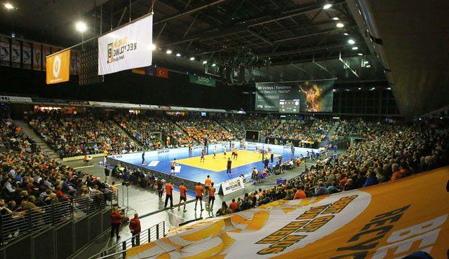 Volleyball Bundesliga in Europa stark - Foto: Eckhard Herfet, CEV