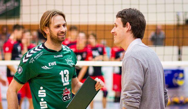 Netzhoppers können United Volleys nicht stoppen - Foto: Gerold Rebsch