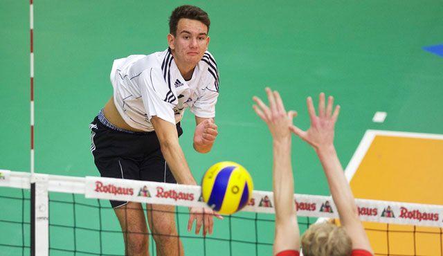 YoungStars holen ersten Satz - Foto: Günter Kram