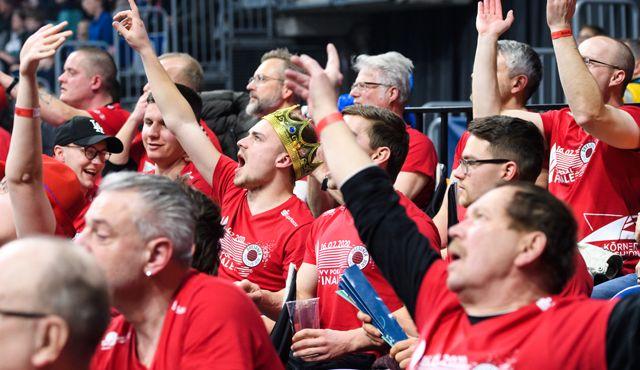 Ticketverkauf für comdirect Supercup in Dresden startet - Foto: Conny Kurth