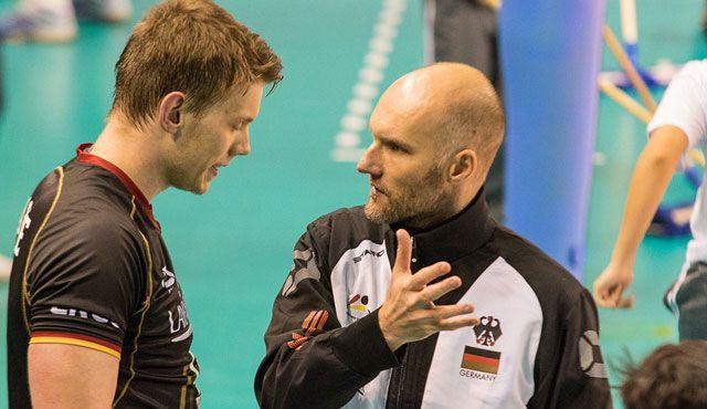 U19-Volleyballnationalteam kämpft in Friedrichshafen um Teilnahme an EM-Endrunde - Foto: FiVB