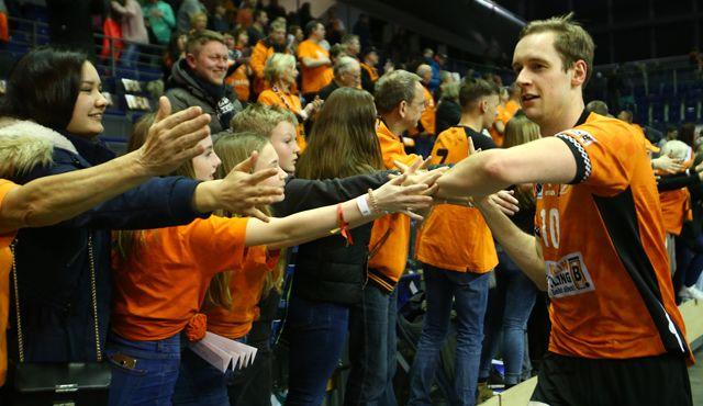 #VolleysComingHome - Foto: Eckhard Herfet