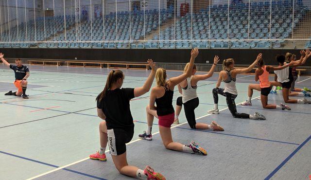 Das Volleyball-Team Hamburg beginnt Saisonvorbereitung - Foto: VTH