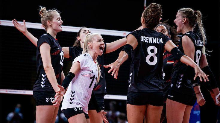 SPORT1 überträgt Europameisterschaft der Frauen im Free-TV - Foto: FiVB