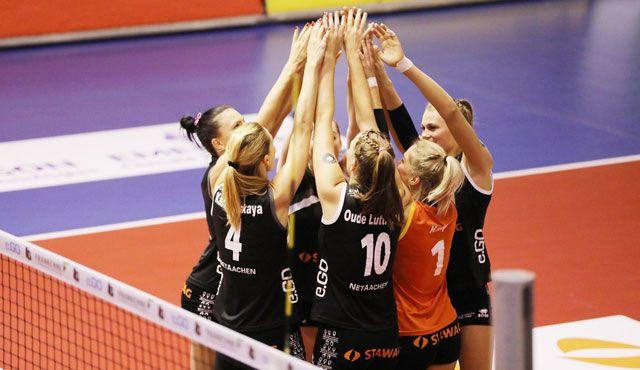 In Schwerin steht die nächste große Aufgabe an - Foto: Ladies in Black