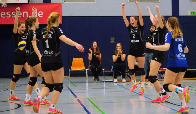 VC Allbau Essen empfängt die SG FdG Herne zum letzten Heimspiel - Foto: VC Essen-Borbeck